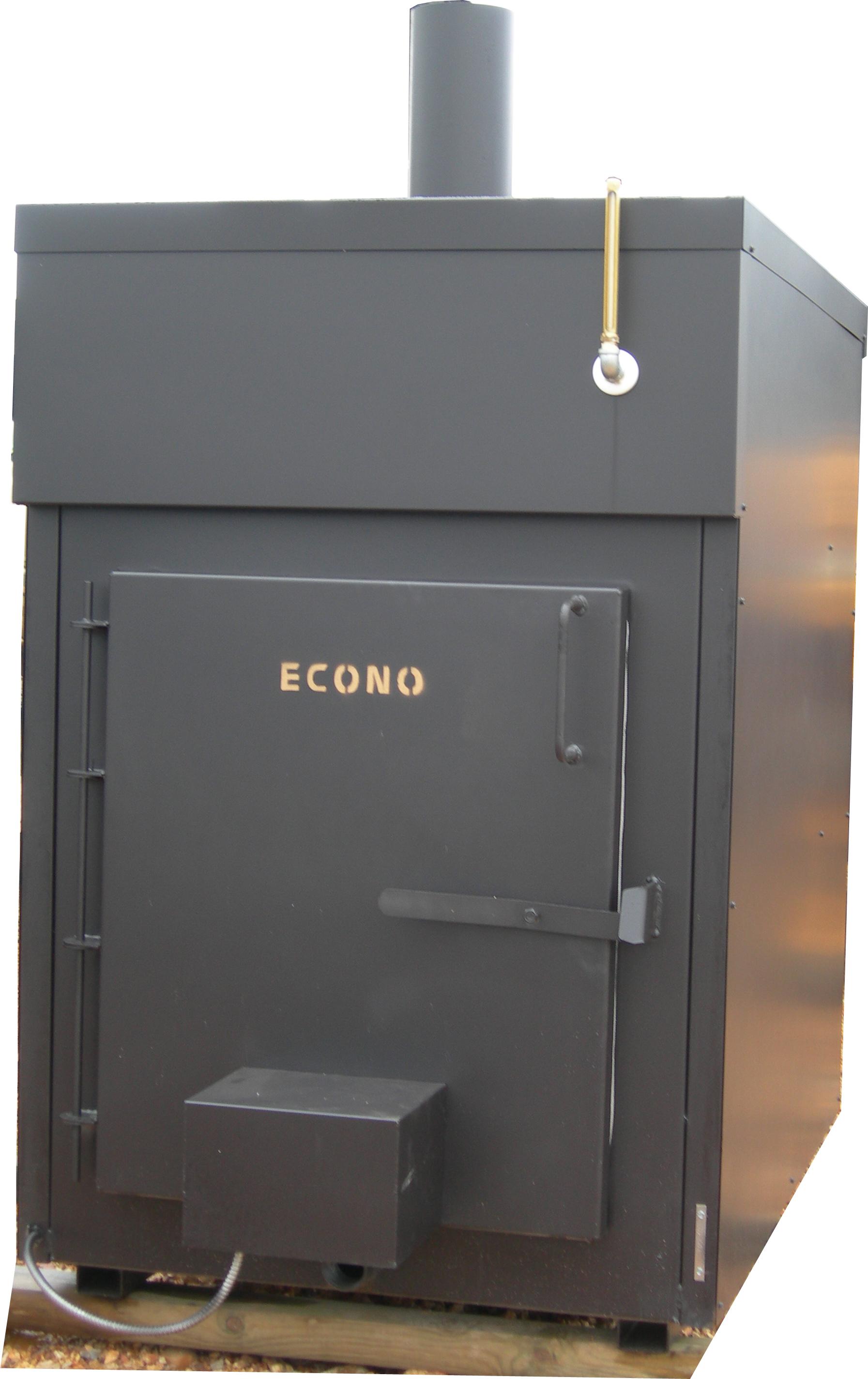 Ozark Biomass Outdoor Water Furnace Outdoor Wood Furnace